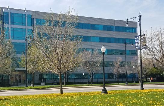 WROB Building