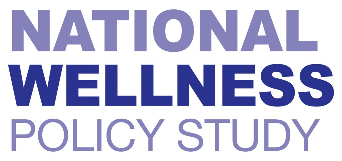 national wellness policy study logo